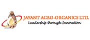 JAYANT AGRO-ORGANICS LTD